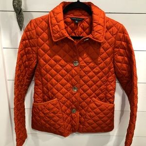 Banana Republic quilted puffer jacket